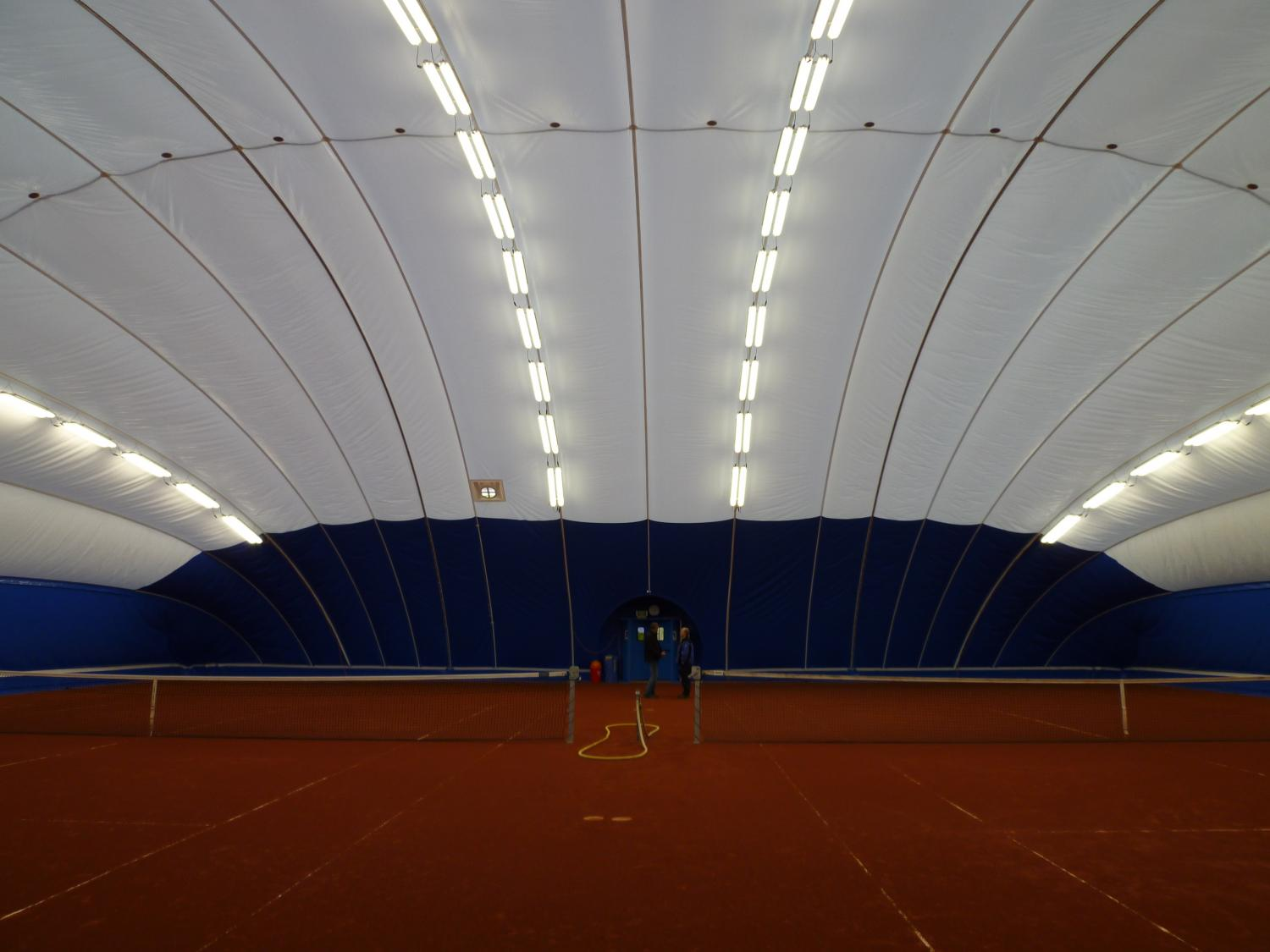 Tennishalle Schinznach Bad